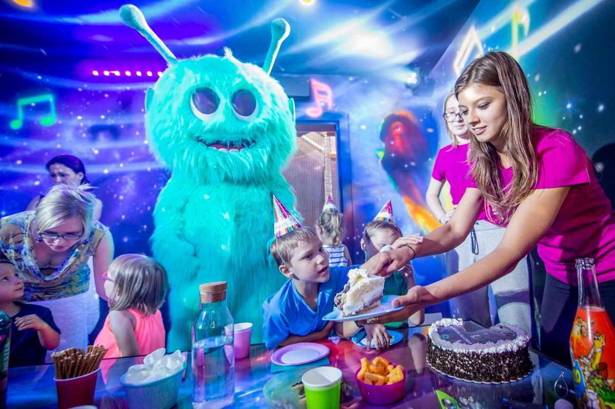 Szukasz pomysłu na urodziny dla dzieci w Warszawie? Zorganizuj je na sali zabaw!